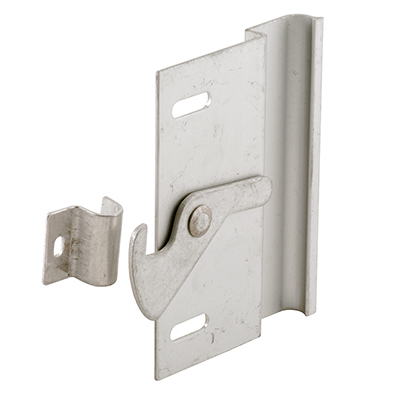 "Picture of A 100 - Latch & Pull, 2-5/8"" H.C., Anodized Aluminum, Left-Hand"