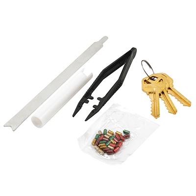 Picture of E 2400 - Kwikset Re-Key A Lock Kit, 5-Pin Tumbler Sets w/Keys, Tools
