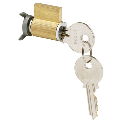 """Picture of E 2003 - Cylinder Lock, 1-1/4"""", Diecast"""