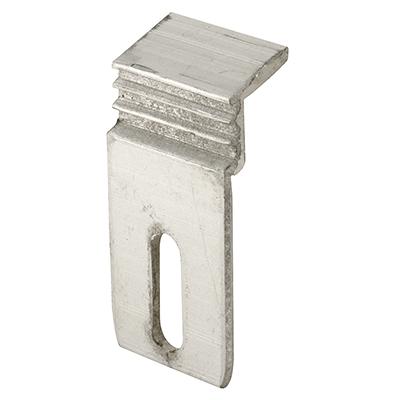 "Picture of E 2132 - Panel Clip, 2-3/8"" x 3/4"", Aluminum"