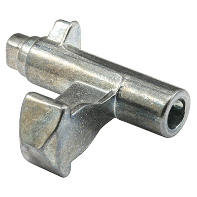 """Picture of E 2168 - Standard cam latch lever for 1"""" to 1-1/8"""" doors; fits C-1018"""