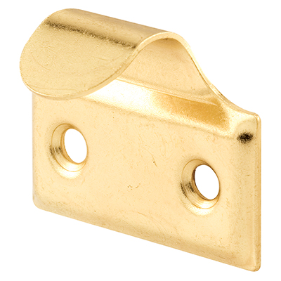 """Picture of F 2540 - Sash Lift, 13/16"""" HC, Steel, Brass Finish"""