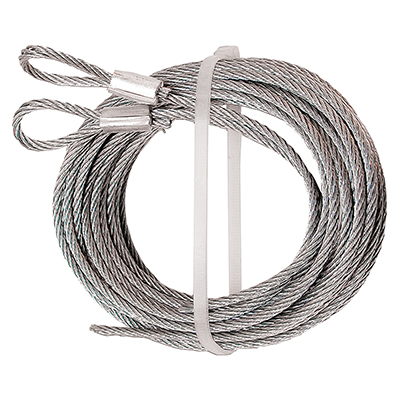 """Picture of GD 52101 - Extension Cables, 3/32"""" Carbon Steel"""