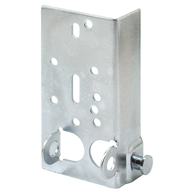 """Picture of GD 52115 - Bottom Lifting Bracket, 7/16"""" Dia, Steel, Right Hand"""