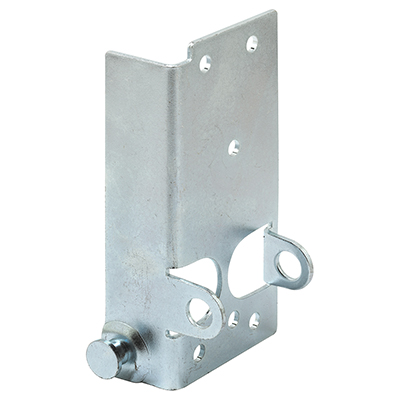 """Picture of GD 52116 - Bottom Lifting Brackets, 7/16"""" Dia, Steel, Left Hand"""
