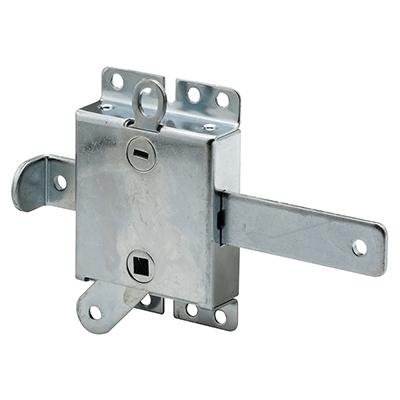 Picture of GD 52138 - Side Lock, Heavy Duty, Galvanized Steel
