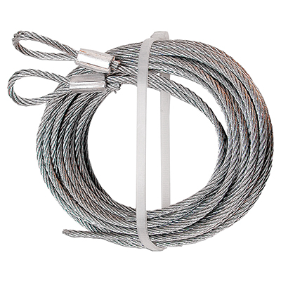 """Picture of GD 52161 - Extension Cables, 5/32"""", Galvanized Carbon Steel"""