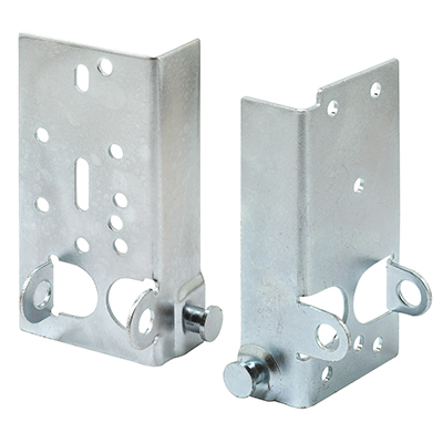 """Picture of GD 52197 - Bottom Lifting Brackets, 7/16"""" Dia, 1 Left & 1 Right"""