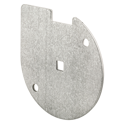 """Picture of GD 52199 - Lock Bar Disc, 5/16"""" Bore Size, Steel"""