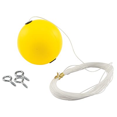 Picture of GD 52286 - Stop right garage stop Ball with retracting cord
