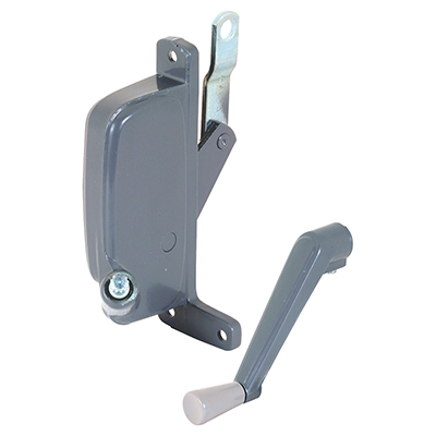 """Picture of CCH 3671 - Awning Window Operator, 2-3/16"""" Link, Steel, Alum, Left Hand"""