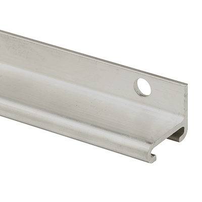 "Picture of H 3595 - Casement Track, 13-1/2"" Long, Aluminum, For Wood Casements"