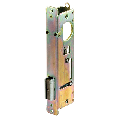 "Picture of J 4504 - Deadbolt Lock, 1-1/8"" Backset, Steel"