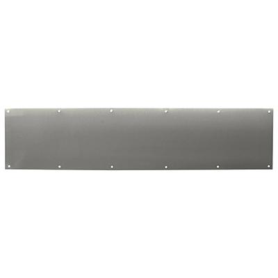 "Picture of J 4619 - Door Kick Plate, 8"" X 34"", Stainless Steel"