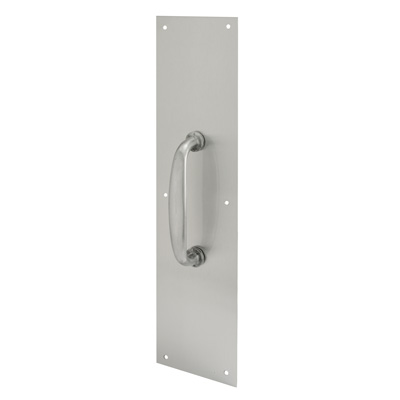 Picture of J 4902 - Pull Plate w/Handle
