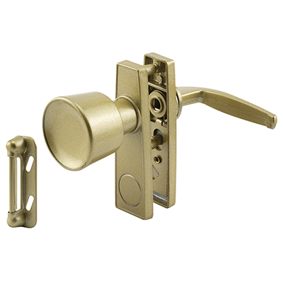 "Picture of K 5002 - Tulip Knob Latch, 1-3/4"" HC, Gold"