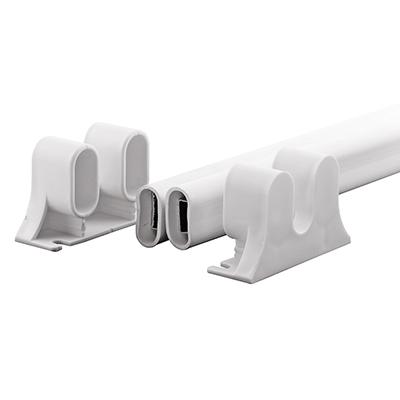 Picture of K 5167 - Swinging Screen Door Push Bar, white