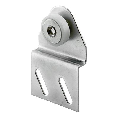 """Picture of M 6007 - Shower Door Top Bracket, 3/4"""", Plastic, BB, Flat, Adjustable"""