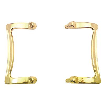 Picture of M 6030 - Shower Door Handle Set (brass)