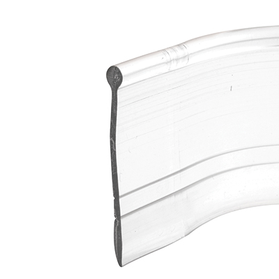 """Picture of M 6184 - Shower Door Bottom Seal, 37"""", Clear"""