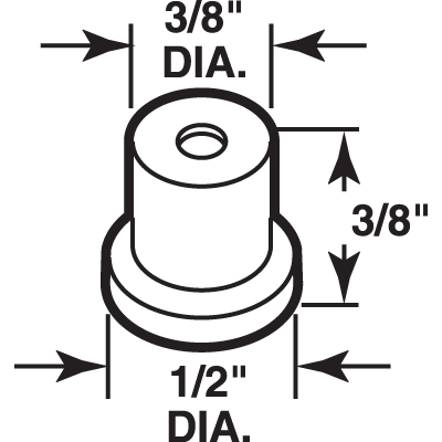 Picture of N 6789 - Pivot Pin Guide Cap