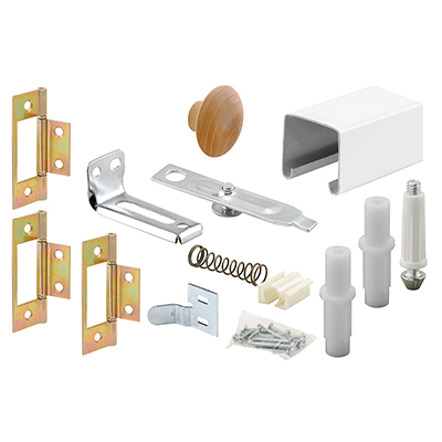 "Picture of 164684 - Bi-Fold Door Track Kit 24""."