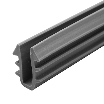 Picture of P 7616 - Glass Channel (Gray Vinyl)
