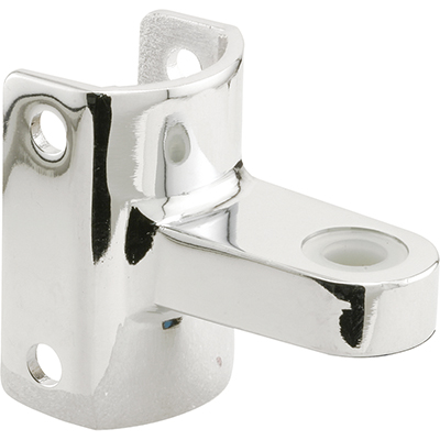 "Picture of PH 17025 - Top Hinge Bracket, 1-1/2"" HC, Diecast, Chrome Plated"