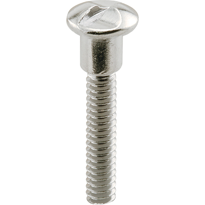 """Picture of PH 17055 - """"One Way"""" Shoulder Screw, 1-3/16"""" Long, Steel, Chrome Plated"""