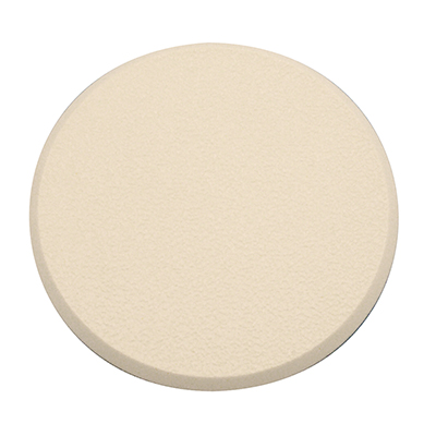 """Picture of PH 17110 - Wall Protector, 5"""" Dia, Rigid Vinyl, Ivory"""