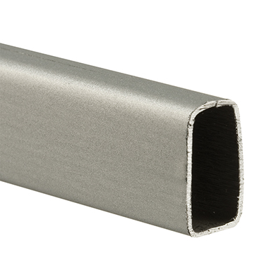 """Picture of PL 14134 - Spreader Bar, 5/16"""" x 7/8"""" x 72"""", Alum., Mill"""