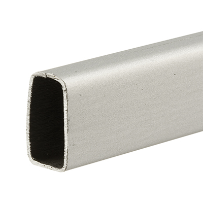 """Picture of PL 14139 - Spreader Bar, 5/16"""" x 5/8"""" x 72"""", Alum., Gray"""