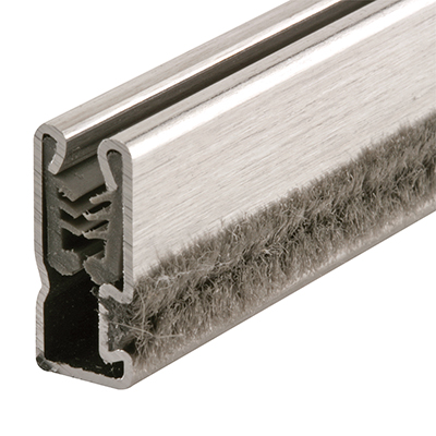 "Picture of PL 14177 - Universal ""C"" Sash, 72"" Long, Mill Finish"