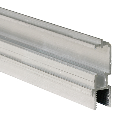 """Picture of PL 14192 - Bottom Window Frame,  1-1/4""""H, 72"""" Long, mill"""