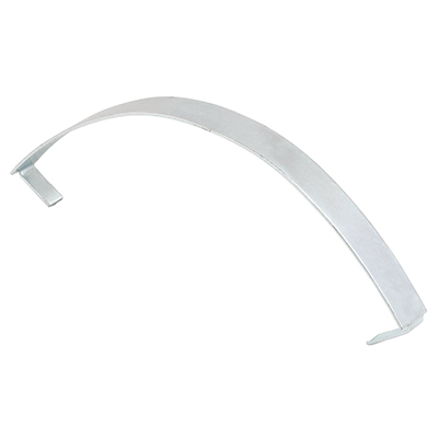 """Picture of PL 14624 - Flat Springs, 2-5/8"""", Spring Steel, Zinc Plated"""
