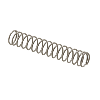 "Picture of PL 14945 - Slide Bolt Springs, .183 x 7/8"", Plated Steel"