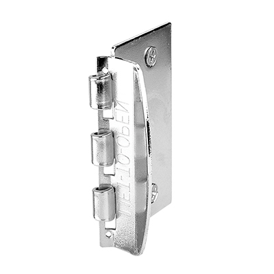 "Picture of S 4151 - ""flip-it"" Door Lock (brushed Aluminum)"