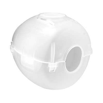 Picture of S 4441 - Door Knob Covers, Plastic, White