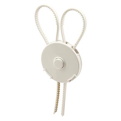 Picture of S 4624 - Cabinet Knob Strap Lock