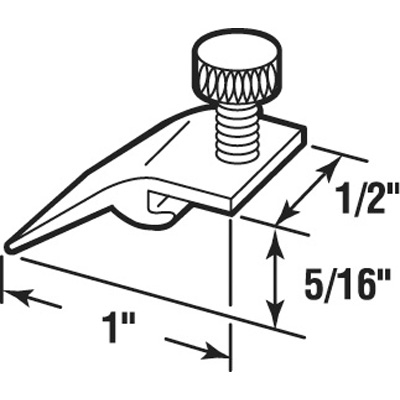 Picture of K 5322 - Storm Panel Clips