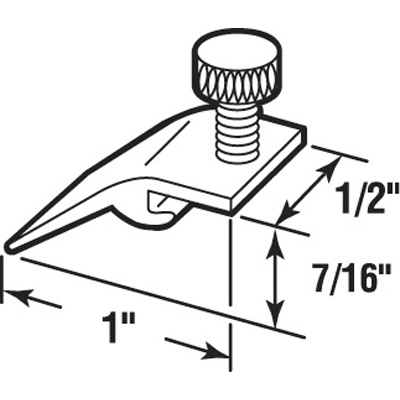 Picture of K 5323 - Storm Panel Clips