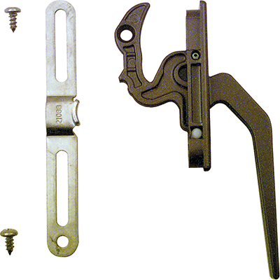 Picture of TH 23093 - Locking Handle, Diecast Zinc, Bronze