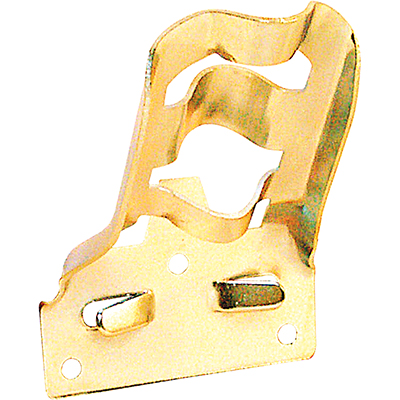 Picture of U 10021 - 30 Degree 1 in. Brass Flag Pole Holder
