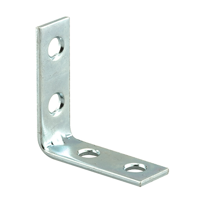 "Picture of U 9114 - ANGLE CORNER 1-1/2"" IRON ZINC 50/BAG"