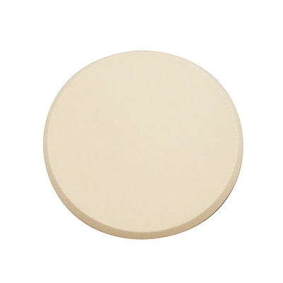 "Picture of SCU 9267 - WALL PROTECTOR, 3-1/4"" ROUND, SMOOTH IVORY VINYL"